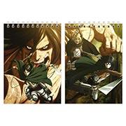 Купить блокноты для рисования Shingeki no Kyojin