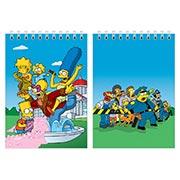 Купить блокноты для рисования Simpsons