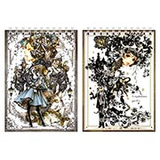 Купить блокноты для рисования Tukiji Nao Art