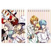 Купить блокноты для рисования Uta no Prince-sama