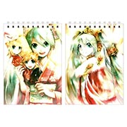 Купить блокноты для рисования Vocaloid
