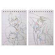 Купить блокноты для рисования Yowamushi Pedal