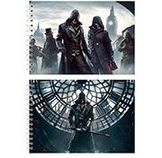 Купить альбомы для рисования Assassin's Creed