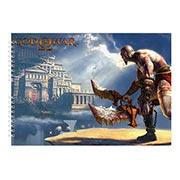 Купить альбомы для рисования God of War