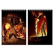 Купить альбомы для рисования Indiana Jones