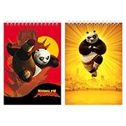 Купить альбомы для рисования Kung Fu Panda