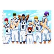 Купить альбомы для рисования Kuroko no Basket