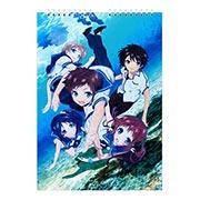 Купить альбомы для рисования Nagi no Asukara