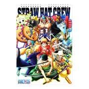 Купить альбомы для рисования One Piece