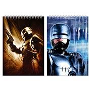 Альбом для рисования RoboCop