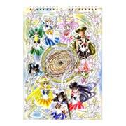 Купить альбомы для рисования Sailor Moon
