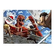 Купить альбомы для рисования Shingeki no Kyojin