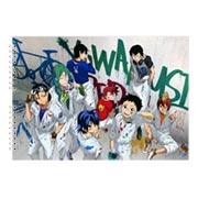 Купить альбомы для рисования Yowamushi Pedal
