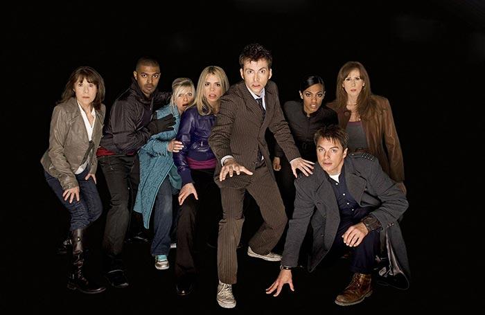 Настольный календарь Doctor Who