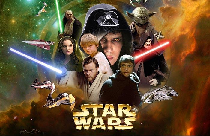 Настольный календарь Star Wars