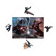 Купить конверты Captain America