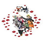 Конверт по аниме/манге Naruto