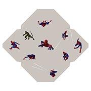 Конверт Spider-man