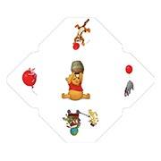 Купить конверты Winnie the Pooh