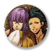 Купить большие значки Kamigami no Asobi