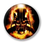 Большой значок Star Wars