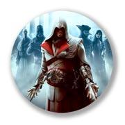 Гигантский значок Assassin's Creed