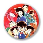 Купить гигантские значки Detective Conan