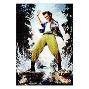 Портретный постер Ace Ventura: Pet Detective