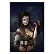 Купить портретные постеры Age of Conan