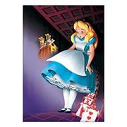 Портретный постер Alice in Wonderland