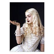 Купить портретные постеры Alice in Wonderland