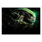 Купить портретные постеры Alien