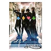 Купить портретные постеры Amnesia