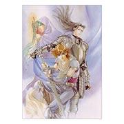 Купить портретные постеры Angelique