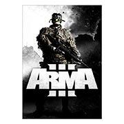 Портретный постер ArmA