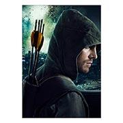 Портретный постер Arrow