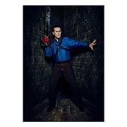 Купить портретные постеры Ash vs. Evil Dead
