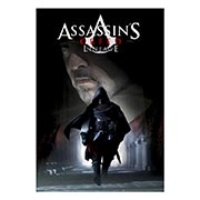 Портретный постер Assassin's Creed