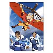 Купить портретные постеры Avatar: The Last Airbender