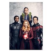 Купить портретные постеры Avengers