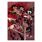 Купить портретные постеры Aya Kato Art