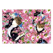 Купить портретные постеры Ayumi Kasai art