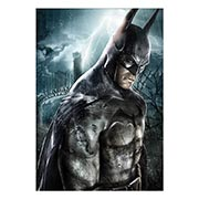 Портретный постер Batman