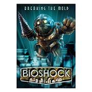 Купить портретные постеры Bioshock