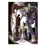 Портретный постер Bleach