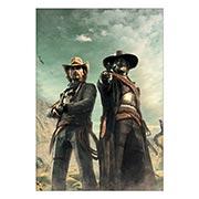 Купить портретные постеры Call of Juarez