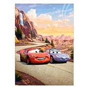 Купить портретные постеры Cars