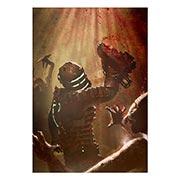 Купить портретные постеры Dead Space