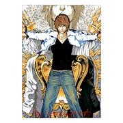 Купить портретные постеры Death Note