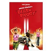 Купить портретные постеры Death Proof